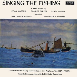 Singing The Fishing LP