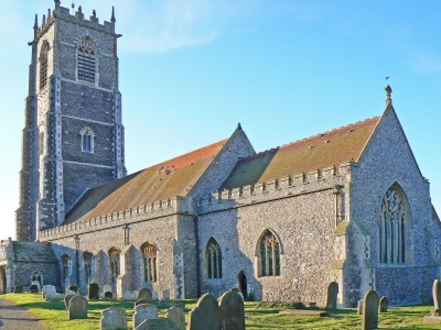 Winterton church